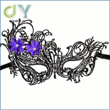 Customized Sexy Lace Halloween Masquerade Dance wall decoration masks