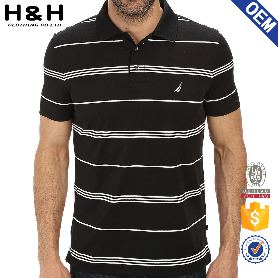 Top Quality OEM Custom Made Design Brand Polo T shirts without Print