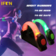 Wholesale event led flashing light up arm band, running led sport safety reflective light armband led