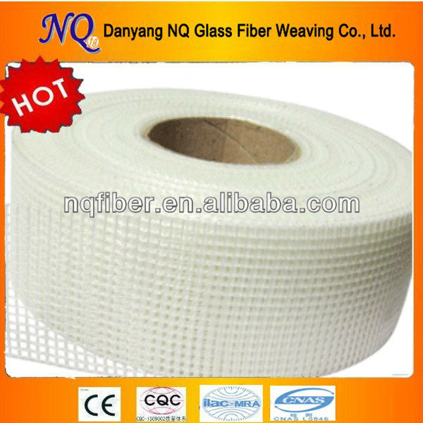self adhesive gypsum board fiberglass mesh tape