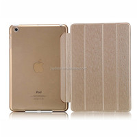 Magnetic Flip leather stand smart cover case for ipad air ipad 5 ultra thin