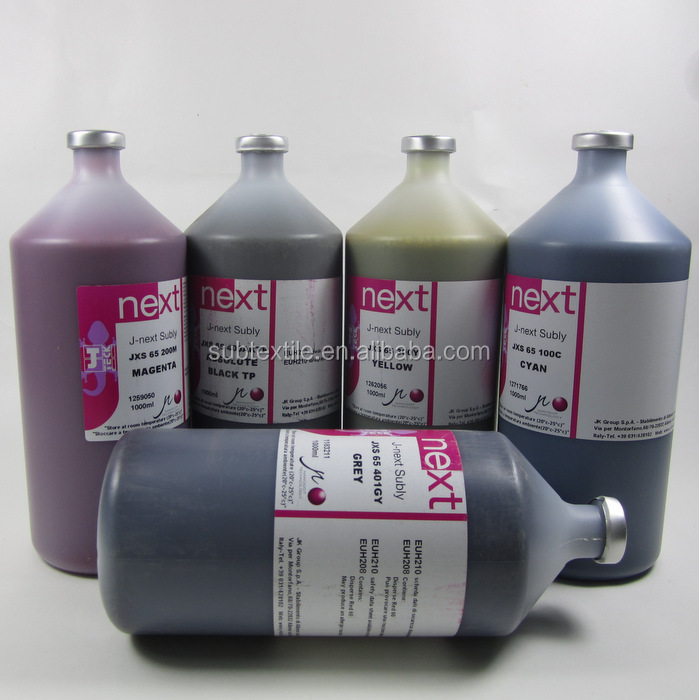 High quality wholesale J-teck dye sublimation ink for mimaki mutoh printer