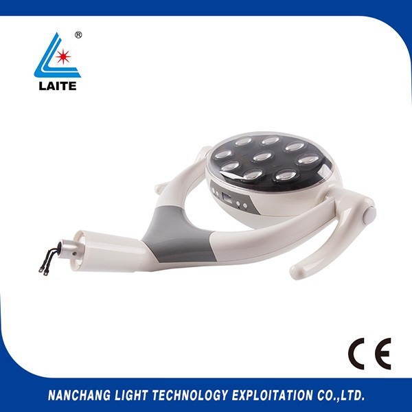 Factory price 9 LED bulbs dental chair shadowless led lamp dental surgical lamp