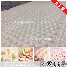 Factory Automatic Marshmallow Extruding & depositor Production line/cotton candy machine /Filling marshmallow candy machine