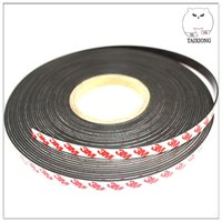 Chinese Supplier Thin 3M Adhesive Backed Rubber Tape Strips