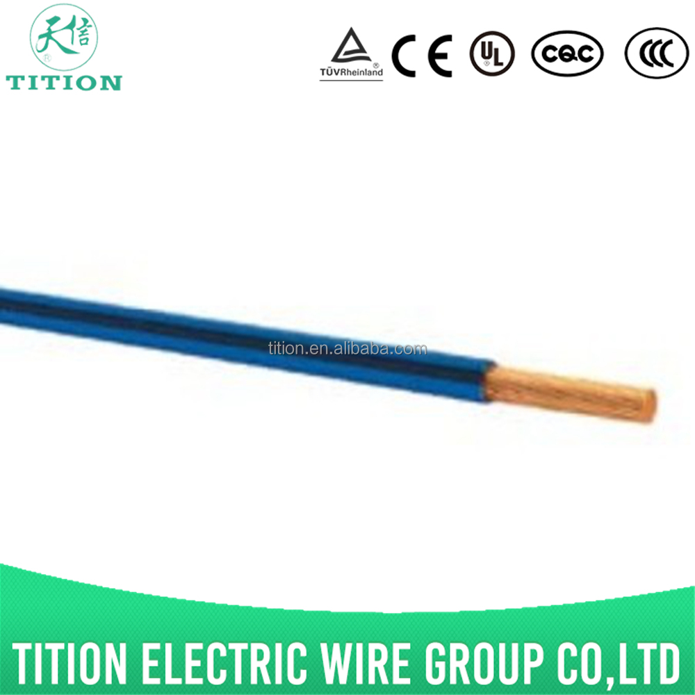 GPT 16 gauge 1mm pvc insulated copper wire