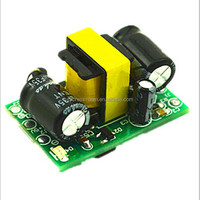 5w high power led module ac 220v to DC 9V 500MA isolation inverter LED driver