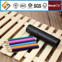 high quality mini wooden color pencil set for Girls and Boys