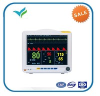 12.1 inch multi parameter cardiac monitor