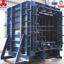 XSF Patent Precast Concrete Box Culvert Mould For Drainage