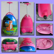 2015 lovefollow Luggage children trolley case without different printing