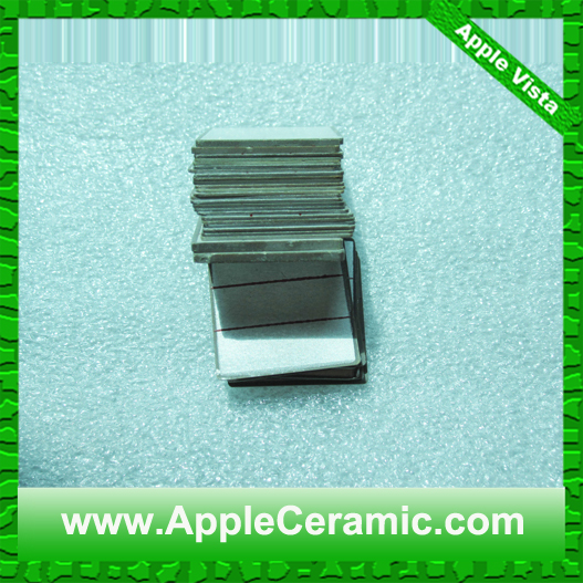 Square Piezo Element Piezoelectric Ceramic Crystals for Piezo Ultrasonic Transducer