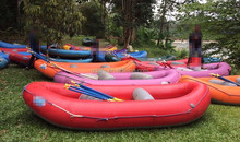 2017 cheap whitewater sport inflatable raft fishing boat for sale