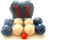 Grass resin bocce ball