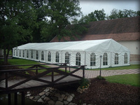 10m party tent for event tent hire