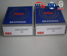 Low price 6006 6200-2rs 6201z nsk deep groove ball bearing 6006 6200-2rs 6201z