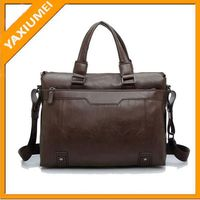 2015 men leather briefcase