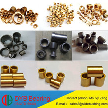 fan oiless bush,fan motor sintered iron bush,sintered bronze bsuhing