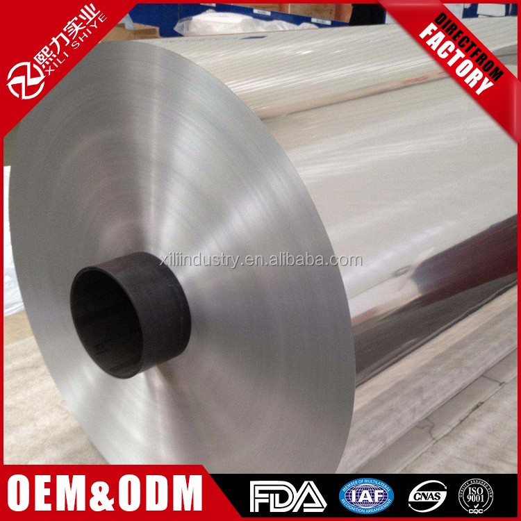 china supplier Industrial Aluminum Foil Tube