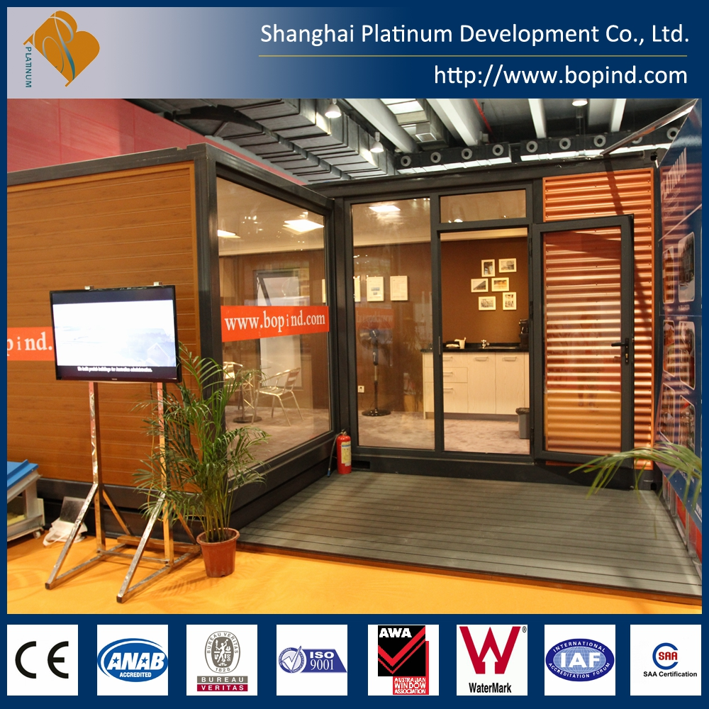 Steel Frame House Prefabricated Turnkey Projects