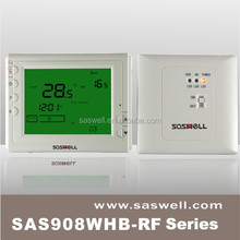 wireless digital room thermostat for gas boiler
