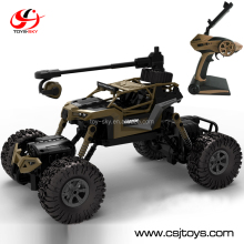 APP Phone WIFI Remote control 4WD Double steering Real-time transmission FPV RC rock crawler Climbing truck with 480p camera
