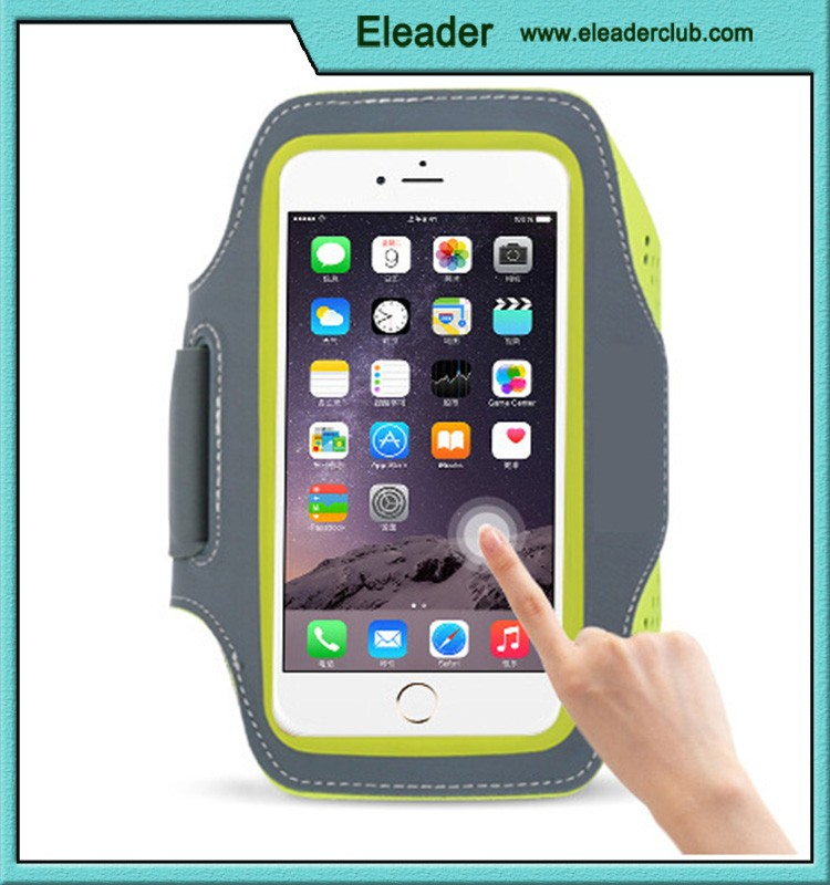 For iPhone Universal Waterproof Armband Case 4.7 5.5