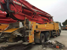 putzmeister 36M used concrete pump for isuzu truck new sale