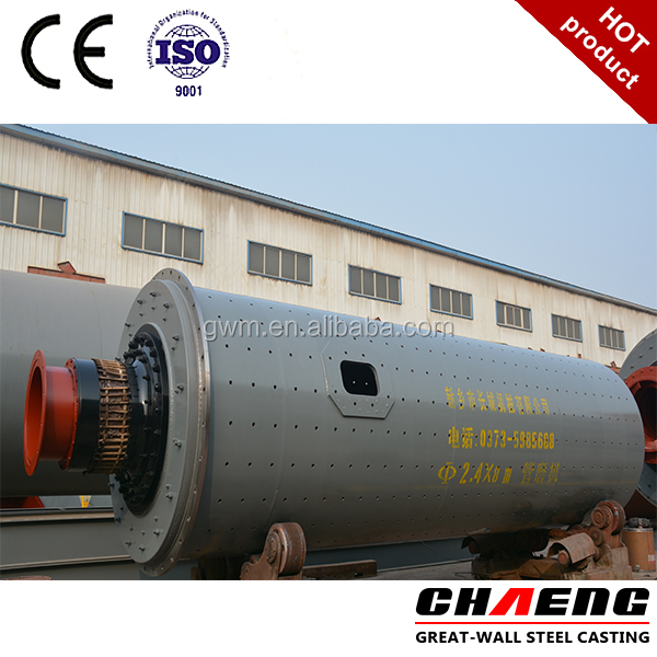 wet tube cement mill with low price