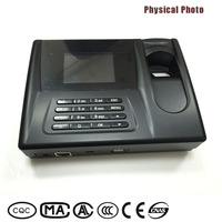 Perfeted UAE trade downloading machine Fingerprint USB Time Clock offer SDK and free internet device