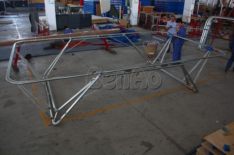 gt005 mini trampoline for gymnastics trampoline parts for