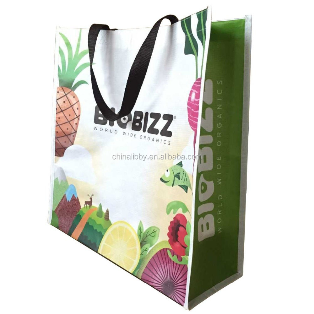 Recycled Material Shopping Bag RPET Bag