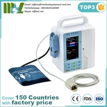 Top quality pump infusion with drug library and infusion warmer MSLIS13