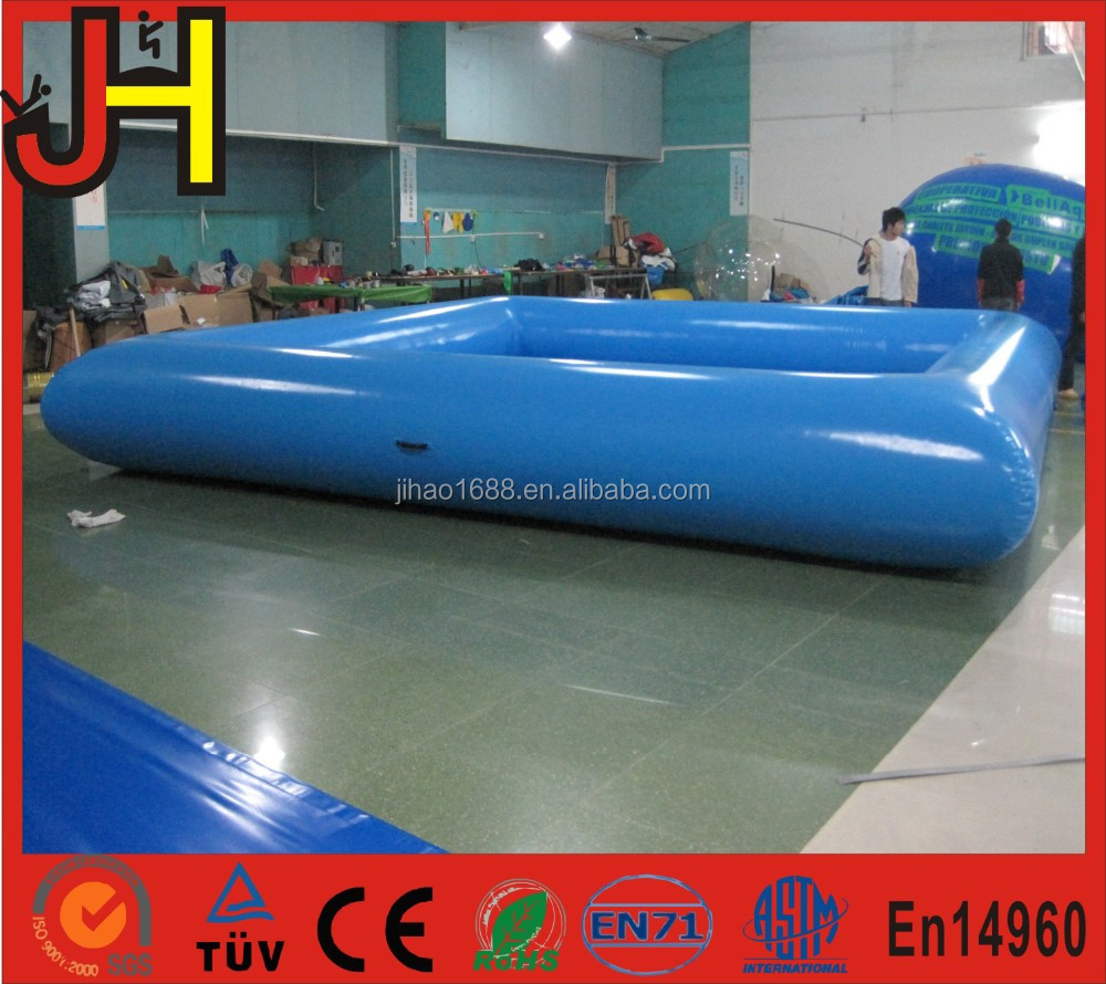 Large Floating Inflatable Boat Swimming Pool For Sale
