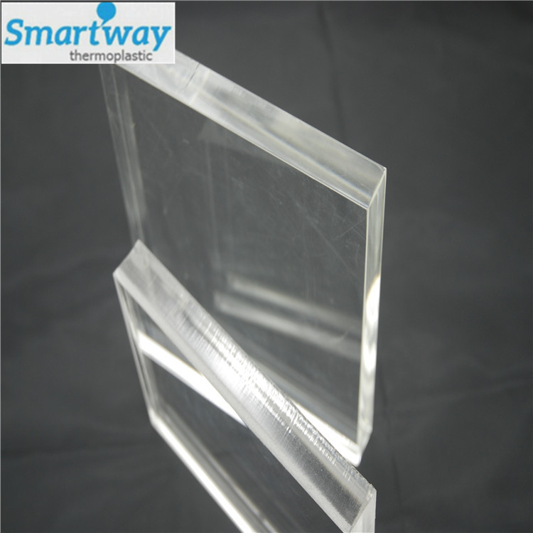 2017 new style clear 3mm 5mm 6mm acrylic panel for swimming pool