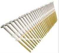 Fasteners Golden Framing Vinyl Coated Strip Nails