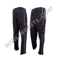 Top quality embroidery men pants trousers