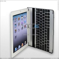 ACC4S customized for Fans Aluminum Bluetooth Keyboard For Apple Ipad 2 P-iPAD2HCKBSO002