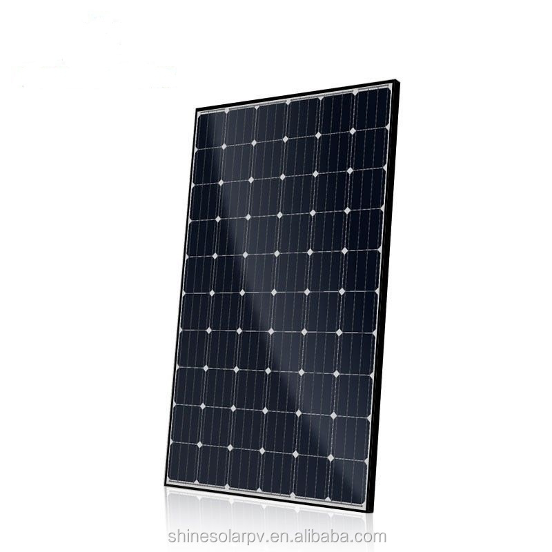 280W Black Solar Panel - Canadian Solar - black frame 60cell S 280W Mono solar panel