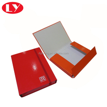 Customized printing different design thick paper board File Storage Box