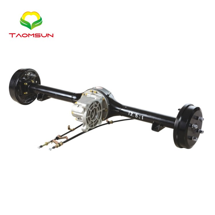 TCZ1001N China Factory Export Rear Axle for Sightseeing Vehicle