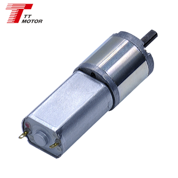 Electric low speed 12 volt geared 7.2 v dc motor