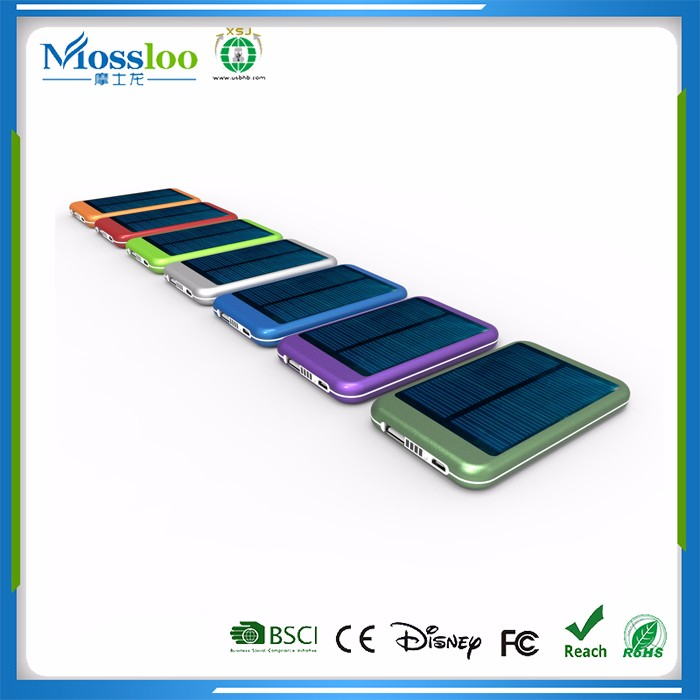 Export Oriented Supplier Green Yellow Orange Power Bank Portable Power