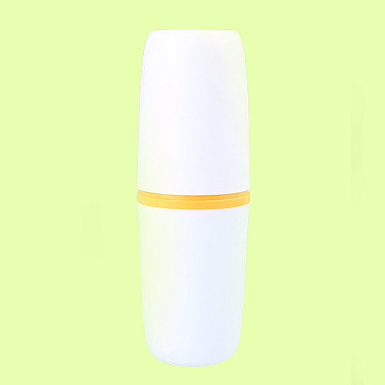 260ml Wholebody food-grade PP plastic anti-slip Magic shake cooling thermostatic cup Infant milk drinking bottle