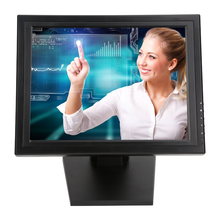 Factory price 15 inch lcd / led touch screen monitor