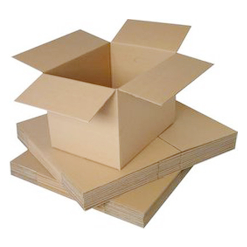 Printing own logo hard 5-ply cardboard carton box moving corrugated box packaging