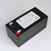12V 3300mAh rechargeable lifepo4 battery pack for electric motorcycle