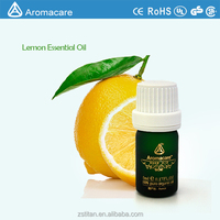 Lemon scent compound essential oil used for aroma lamps