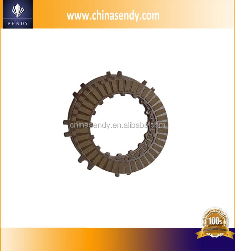 C70 motorcycle parts clutch plate for pulsar