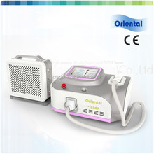 Magic!!! electronic beauty product -- portable diode laser body permanent hair removal machine